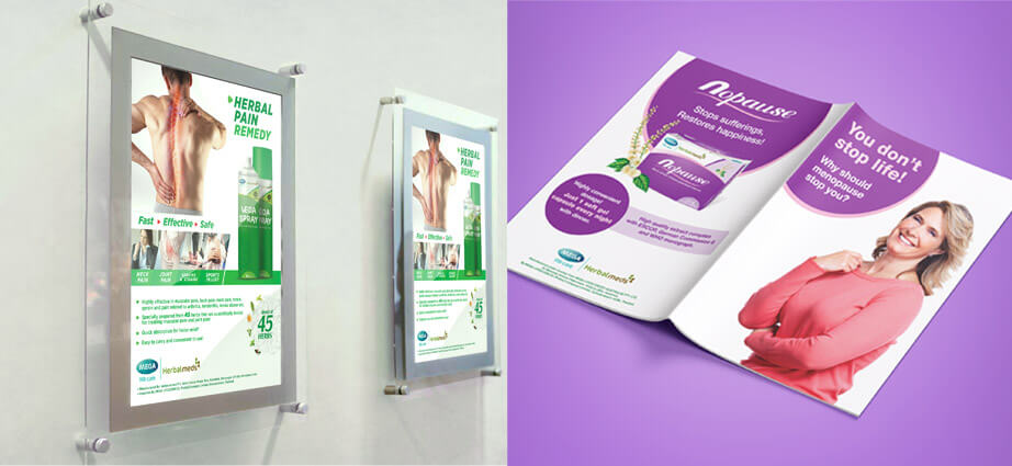 New Brand Identity,Brochure and collaterals